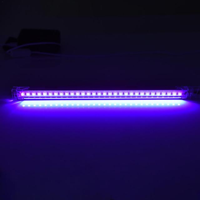 9W 30 LED UV Light Fixtures Portable USB Black Lamp for UV Poster UV ...