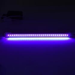 Lámpara negra USB portátil de 9 w 30 LED UV para cartel UV arte UV lámpara ultravioleta de luz negra regulable para fiesta DJ