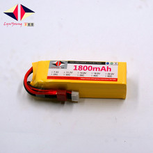 1800mAh 14.8V 25C 4s LYNYOUNG Lipo battery for RC Drone Aircraft Model plane battery RC Racing Lipo battery