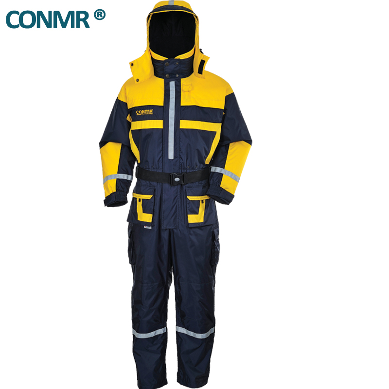 CONMR QF 921 Famous brand Fishing vest jacket clothing for adult men outdoor ice fishing rock