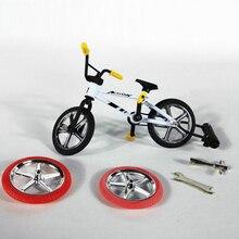 Мини Finger BMX велосипед Флик Finger Bikes игрушки BMX модель велосипеда гаджеты Новинка кляп игрушки для детей Подарки
