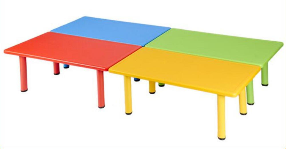 120*60*50cm Folding Children Table kindergarten desk Стол