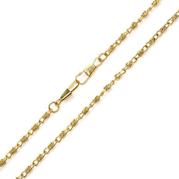 ᐊ48 (120 cm) Oro cadena 10 Unid - a681 99c68e143d8