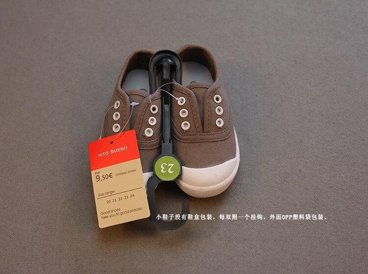 Fëmijët këpucë pranverë vjeshtë Vogël për djem vajza këpucë - Këpucë për fëmijë - Foto 4