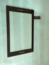 """Nueva pantalla táctil de 7 """" Prestigio Multipad 4 diamante 7.0 3 G PMP7070C3G Tablet Touch Panel digitalizador del Sensor cristal envío gratis"""