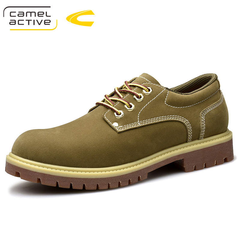 Casual Men Men's 0 Retro In Sneakers camel Split Toe British Flat 25Off New Luxury Brand Active Lace Up Shoes Us54 Leather b7gYy6fv