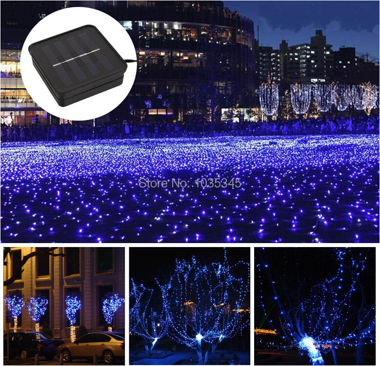 Outdoor String Lights Solar Powered: Aliexpress.com : Buy 20 LED Solar Powered Outdoor String Lights Crystal  Ball LED Fairy Light for Christmas Tree Wedding Holiday Garden Patio Decor  from ...,Lighting