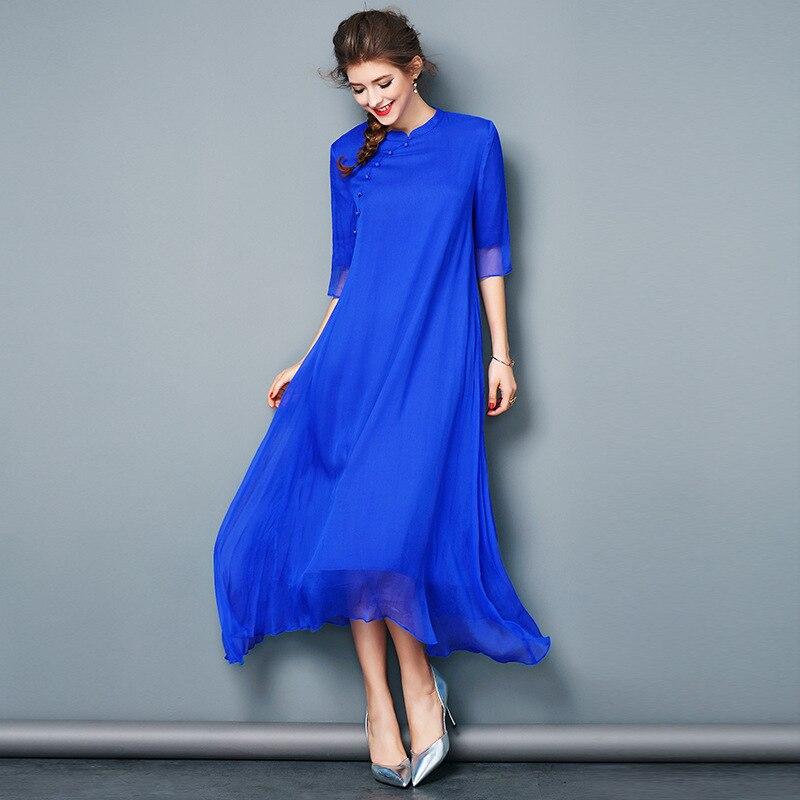 Платье из натурального шелка большого размера куплю