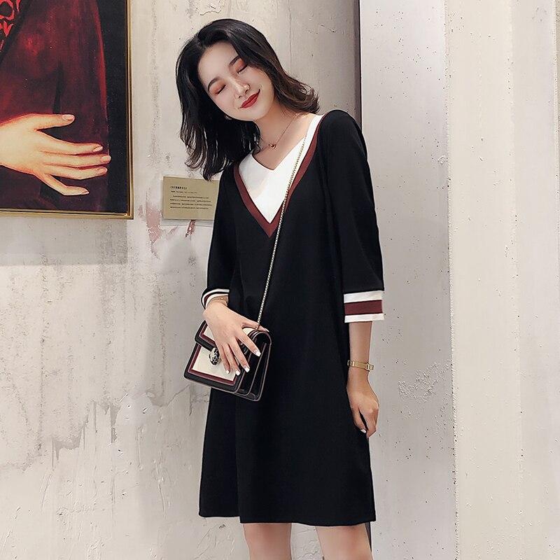 9e42500732f Slim Taille Costume Grande Belle Début D automne L automne Plus Bureau  Vêtements Femmes Feminino Noir ...