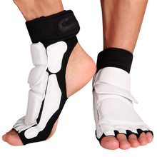 1 Pair Professional Taekwondo Boxing Fitness Foot Protectors Sport Fitness Ankle Brace Arthrosis Support Foot Protection