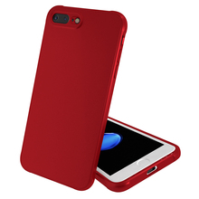 Lantro JS Case for iPhone 7 Plus Cases Trendy TPU Only 5 Color Option Fitted Luxury Soft