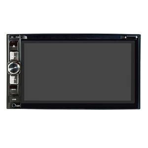 Image 2 - HEVXM 2126 6.2 inch Car radio Car multifunction DVD Player Bluetooth Car DVD Player 2 Din Car DVD Player Reversing Priority