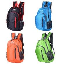 20L Waterproof Sport Bag Unisex Outdoor Camping Backpack Bag Men Travel Hiking Folding Sports Bag Large Capacity Rucksack