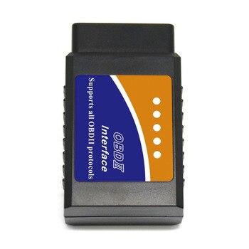 New ELM 327 V2.1 Giao Diện Hoạt Động Trên Android Torque CÓ THỂ CAN-BUS Elm327 Bluetooth OBD2/OBD II Xe Chẩn Đoán máy quét công cụ hot bán ~