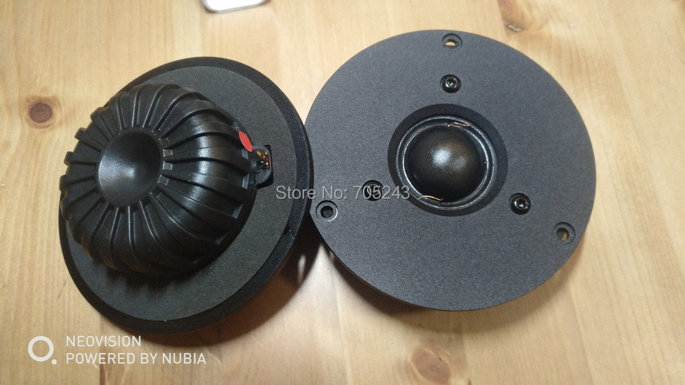 2unit hiend Melodavid audio T330S tweeter base op T330 vervangen dynaudio D28 D260 MDT33 9500 (NEO-versie)