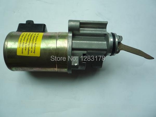 Deutz 2013 Fuel Shutdown Solenoid Valve 0419 9903 / 04199903 24V 0211 3791 02113791