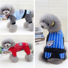 Warm Pet Dog Clothes Yorkshire For Small Dogs Clothing Chihuahua Puppy Outfit Fashion Coat Yorkie Hoodie