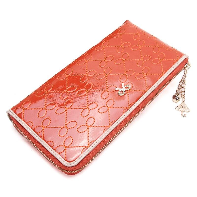 Жени случайни съединител патент кожа - Дамски чанти - Снимка 4