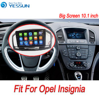 Yessun Android System For Opel Insignia Autoradio Car Radio Stereo GPS Navigation Multimedia Audio Video
