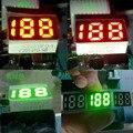 """188 DIGI ÁNODO Común 0.25 pulgadas Azul 7 Segmentos de visualización 0.25 """"no coma de la base Pantalla LED Tubo Digital de 3 Bits Serie Del Panel Del Voltaje"""