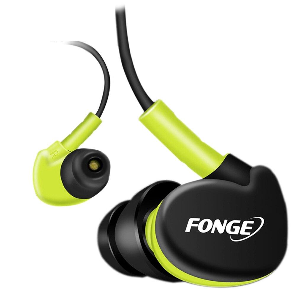 Brand Sport Earphone Running Headphone Anti-Sweat For iphone 4 5 6S Plus/Samsung Phone Laptop MP3 Player Stereo Earhook Headset