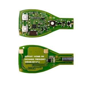 Image 2 - XHORSE VVDI BE Key Pro For Benz XNBZ01CH Remote Key Chip V1.5 Improved Version Can exchange token for VVDI MB BGA Tool Key Shell