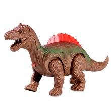 Динозавр радиоуправляемый робот детские игрушки с дистанционным