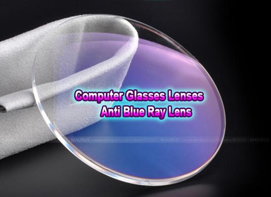 Anti Blue Ray lente miopia presbiopia lentes de prescrição óptica óculos de lente para leitura olho óculos de lentes opticos