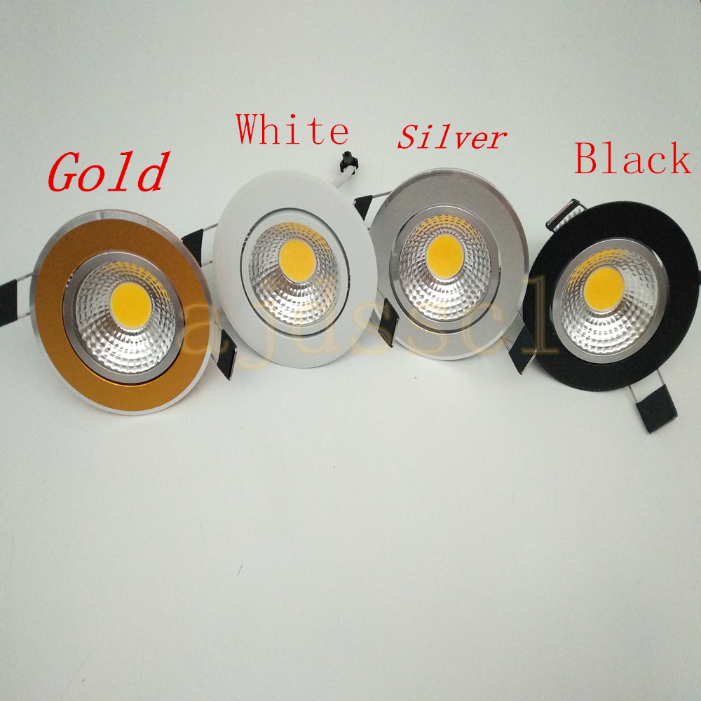 <font><b>LED</b></font> Downlight <font><b>led</b></font> lamp <font><b>led</b></font> <font><b>Spot</b></font> COB chandelier ceiling 3w <font><b>5w</b></font> 7w 12w Dimmable AC110V/220V ceiling recessed Lights Indoor Lighting image