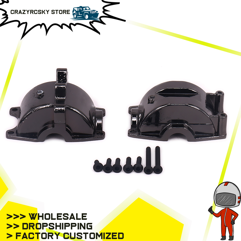 1Set Front OR Rear Metal Gear Box Pressure Casting For Rc Model Car 1/18 Wltoys A959 A969 A979 K929 Gear Case Die Cast Parts Toy1Set Front OR Rear Metal Gear Box Pressure Casting For Rc Model Car 1/18 Wltoys A959 A969 A979 K929 Gear Case Die Cast Parts Toy