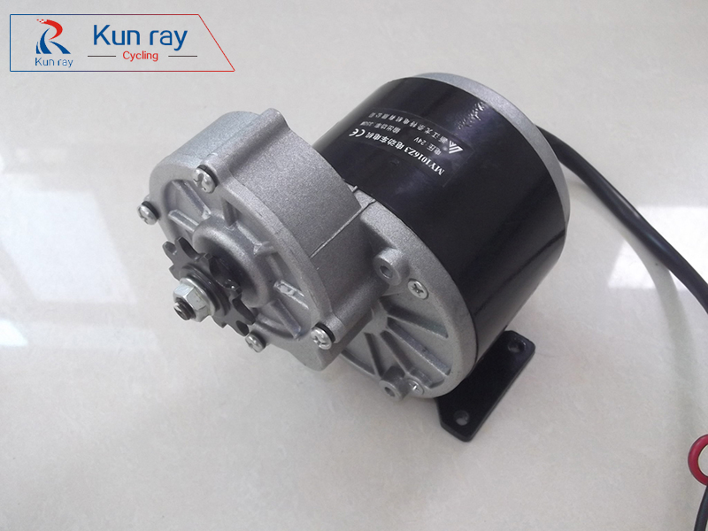 Dhl free shipping my1016z3 350w 24v 36v dc brushed motor for Master electric gear motor
