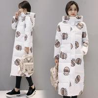 Зимние классические зимняя куртка Для женщин толстый Пальто для будущих мам большой Размеры женский Теплая парка из толстого хлопка верхня...
