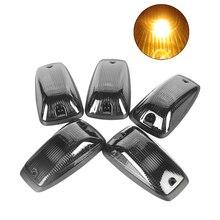 цена на 5 Pcs LED Car Roof Lights Marker Lamps Running Clearance Lights 12V for Truck SUV Dodge Car External Lights
