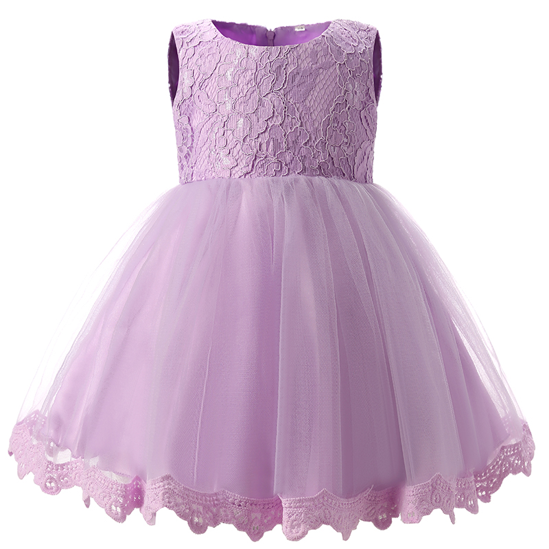 6d3acf442e6 Baby Girl Clothes Infant Party Dress For 1 Year Girl Baby Birthday ...