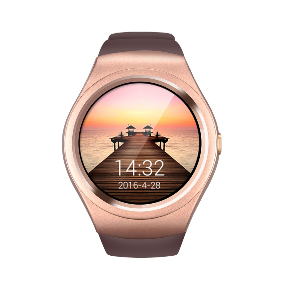 PARAGON Full round font b Smartwatch b font SIM card Waterproof Fitness Tracker for xiaomi apple