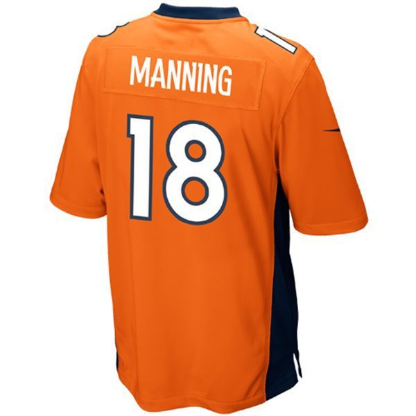 Cheap peyton manning orange game Jerseys factory outlet on sale - ONLY FOR WHOLESALE