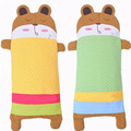 Cartoon baby health pillow infant pillowanti migraine buckwheat pillow 0-1-3-6