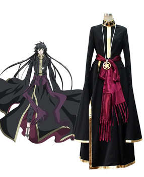 Saint Seiya The Lost Canvas Myth of Hades Aaron Cosplay Costume Tailor Made