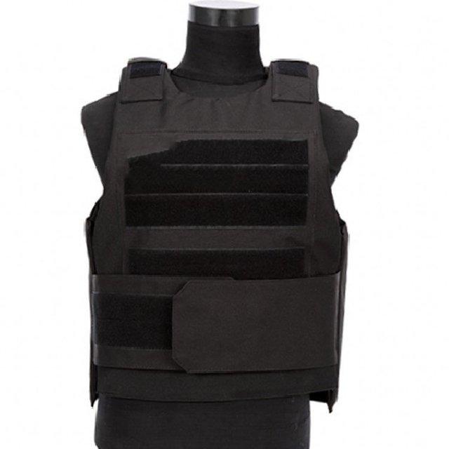 Tactical bulletproof vest security training real CS camouflage combat vest