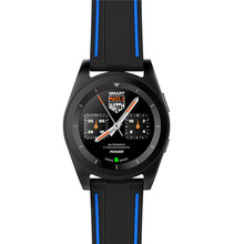 Paragon Smart Watch G6 Bluethooth Heart Rate monitor Pedometer Sport Smartwatch for huawei apple samsung gear s2 s3 moto360 NB-1