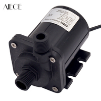 AIEOE Professional Micro Water Pump DC 12V 1 1A 13 2W Brushless Magnetic Driven Centrifugal 8