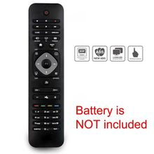Universal Smart Remote Control Replacement for Philips RM-L1128 LCD/LED 3D Smart