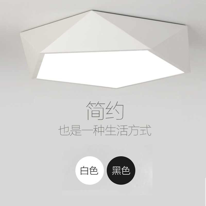 Modern minimalist bedroom lamp small living room lights Nordic creative personality study profiled led ceiling lamp iron geometr new russian laptop keyboard for acer aspire e1 571 e1 571g e1 e1 521 e1 531 e1 531g tm8571 mp 09g33su 698 pk130dq2a04 ru