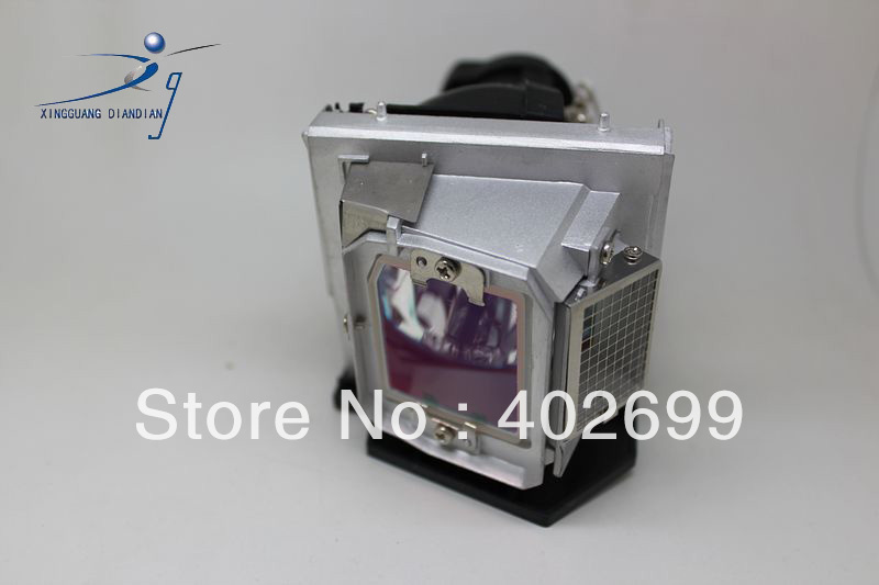 Фотография compatible 317-1135 projector lamp for DELL 4210X 4310WX 4610X with housing