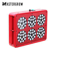 Apollo 6 Full Spectrum 450W LED Grow light 10band With Exclusive 5W Grow LED For Indoor Plants Hydroponic System High Efficiency