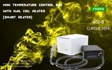 (คลาสสิก2014, WIZB,มีไทเทเนียมnai)มินิกล่องควบคุมอุณหภูมิ,เล็บเครื่องทำขดลวด,ไทเทเนียมเล็บบุหรี่อิเล็กทรอนิกส์