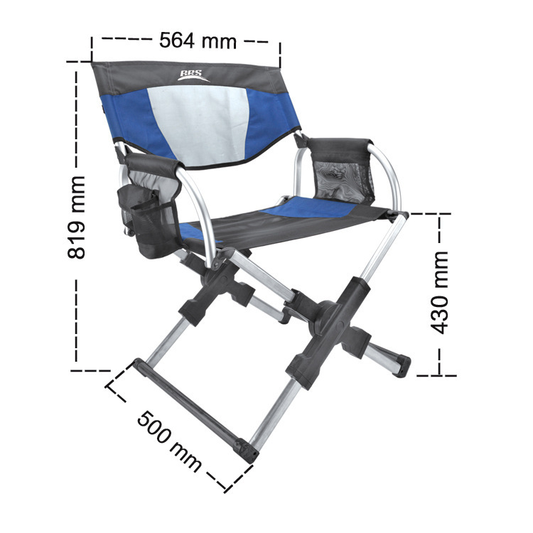 Portable Fishing Chair Camping Magician Folding Director High Grade Aluminum Alloy In Beach Chairs From Furniture On Aliexpress