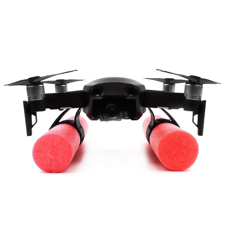 BRDRC 1 Set Landing Gear Water Buoy Landing Skid Float Stick Kit For DJI Mavic Air Drone