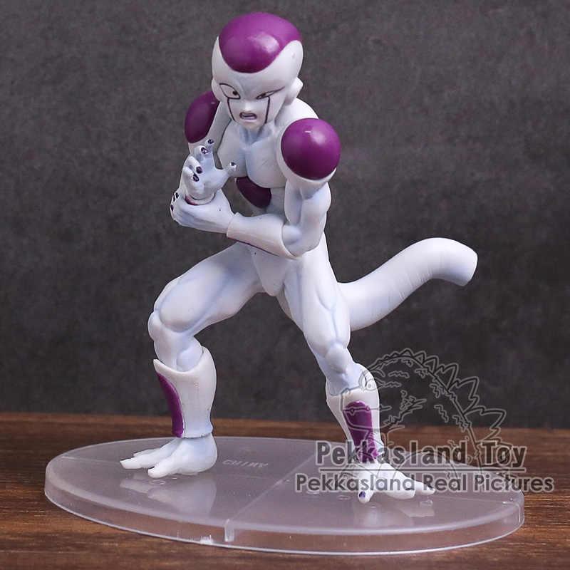 Dragon ball z dramática showcase 3rd temporada vol.2 freeza pvc figura collectible modelo de brinquedo