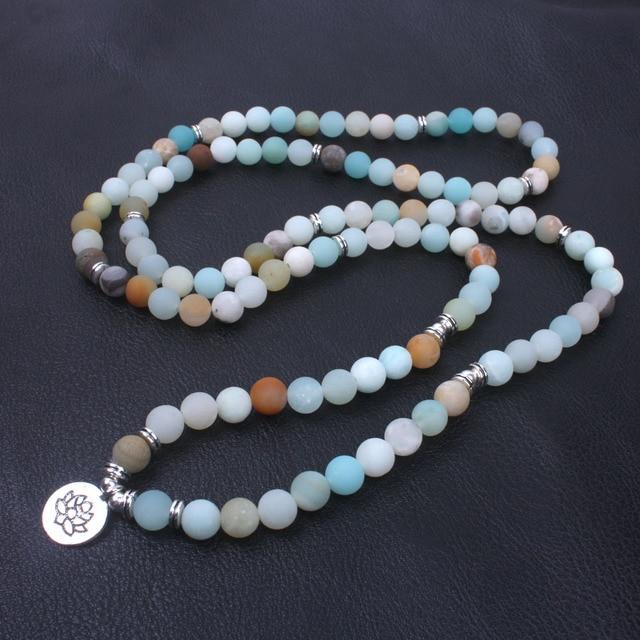 Lotus Charm Yoga Bracelet 1